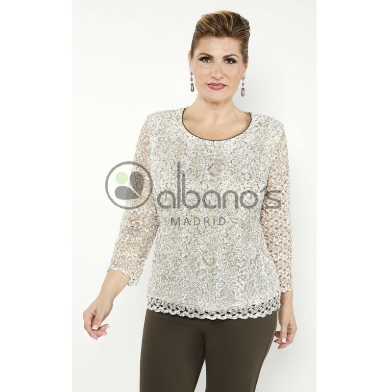ROYAL TOP LACE REF. 21024-16