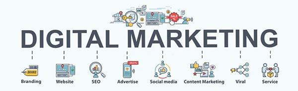 Marketing online moda